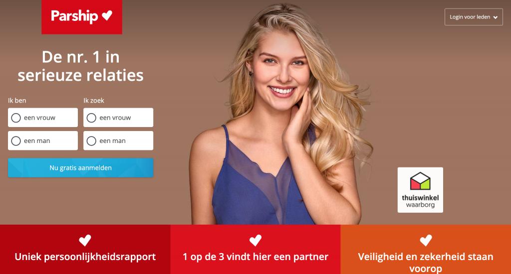 Parship.nl dating