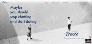 Dating app Breeze
