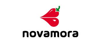 Novamora Datingapp Logo